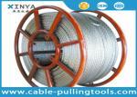 Corda de fio anti-torção de grande resistência com hexágono para a corda piloto