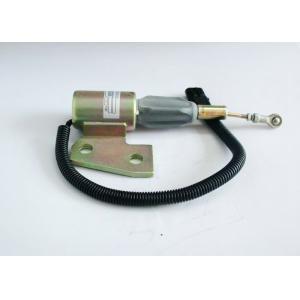 China CAT Excavator Diesel Engine Fuel Stop Solenoid 3991168 24V 3991167 12V on sale