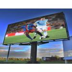 SMD2727 Advertising Outdoor Video Display Screens P6 MTBF ≥100000hours