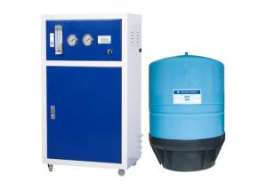 China 600GPD Commerical Water Purifier Machine 5 Stage RO System With Indicator And Flow - Meter on sale