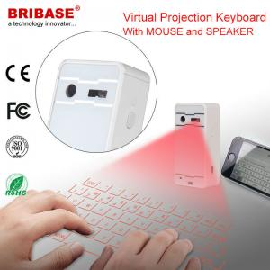 China Cheap Virtual Laser Keyboard Red Infrared Bluetooth Projection Keyboard on sale