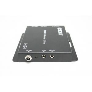 China DC 24V 1A UHD HDMI Extender , Hdmi Video Transmitter And Receiver For Remote Storage on sale