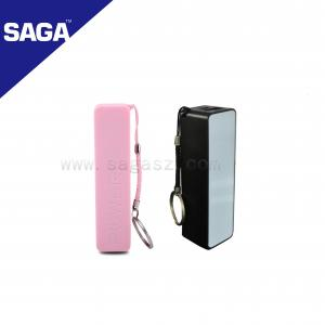 China Cellphone Colorful Mobile Power Bank 5600mAh , External Battery Backup Charger on sale