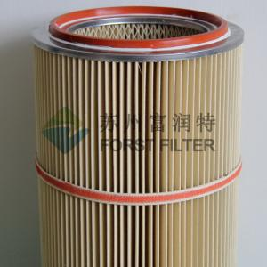 China FORST Flame Retardant Material Dust Collector Air Filter Cartridge Supplier on sale