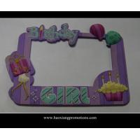 PVC latest design photo picture frame ,picture photo frame for advertising