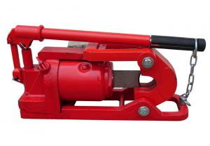 China 75KN Hydraulic Steel Pipe Cutter Hydraulic Crimping Tools on sale