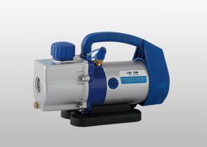 China 1.43 CFM Mini Type Rotary Vane Vacuum Pump Single Stage Light Weight 15 Microns on sale