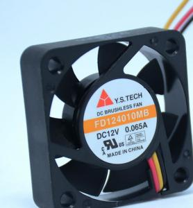 China FD124010MB FD124010HB 8500RPM Industrial Ventilation Fans on sale