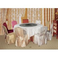 Wholesale luxury wedding party sequin table cloth (Y-34)
