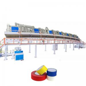 China Water Based Acrylic BOPP Jumbo Roll Solvent Adhesive Coating Machine on sale