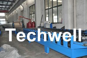 China ゴム・ベルト連続的な PU サンドイッチ パネル機械ラインは/機械の形成を冷間圧延します on sale