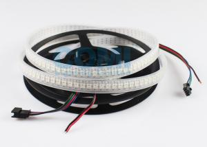 China 144Pixels / Meter Dream Color Digital LED Strip Lights with 144LEDs / m  IP67 Waterproof supplier