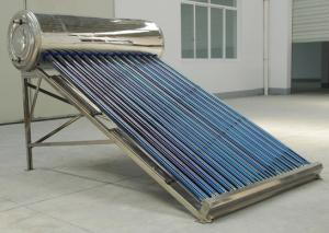 China Pre-heated pressurized solar water heater & Solar Water Heating on sale