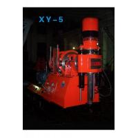 High Torque 6150N.m Core Drill Rig , Water Well Drilling Equipment