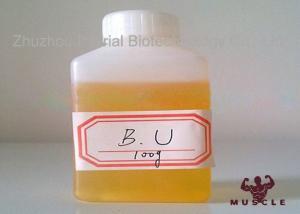 Quality Esteroides equivalentes injetáveis líquidos amarelos de 99% para CAS ardente for sale