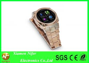China Fashion Camera Bracelet Bluetooth Smart Wrist Watch Phone 128M ROM , 64M RAM on sale