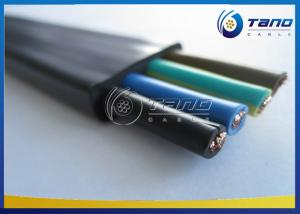 China Portable Electrical PVC Insulated Cable , Standard PVC Flat Cable TPS Wire on sale