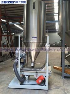 China 500KG Double Deck Vibrating Screen , Stainless Steel Plastic Processing Machinery on sale