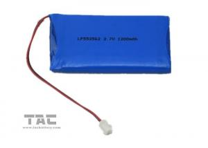 China 3.7V  4.2V 4000mAh Polymer Lithium Ion Batteries for model airplane / Prismatic pouch cells on sale