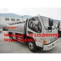 Mini camion de refuler de 5 mètres cubes de JAC 4*2 LHD à vendre, vente directe JAC d