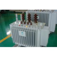 China Fully Sealed Oil Immersed Transformer / Three Phase Transformer For Power Stations on sale