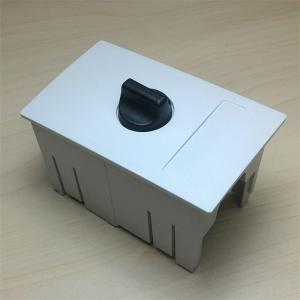 China White Total Station Survey Equipment  ,  Battery Holder For Leica Ts06 Total Station on sale