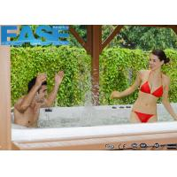 Swim Whirlpool Massage Bathtub Outdoor Spa with Balboa Control and RCD Protected Circuits