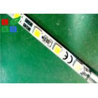 4mm Width LED Rigid Bar Lights , White Color Rigid LED Lights For Slim Light Box Edge Lit