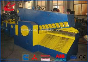 China 160 Ton Hydraulic Alligator Shears Machine Cutting Metal Tubes Pipes WANSHIDA on sale