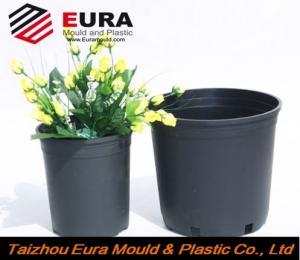 China EURA Zhejiang Taizhou plastic flower/plant pot injection mould supplier on sale