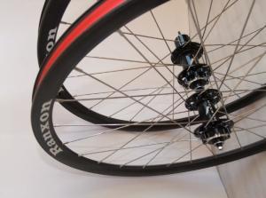 Replacement Tireless Carbon Fiber Mtb Wheels 26 Inch Mountain Bike