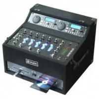 Multi room system mixer amplifier, build in mp3 player, AM/FM radio