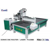 China Wood / Acrylic Engraving CNC Router Milling Machine With 3 Zone Vacuum Table on sale