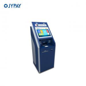 China Premier Security Money Dispenser Machine , Modular Design Bank ATM Machine 2G RAM on sale