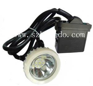 China lithium ion battery camping battery lamps cree led headlamp Miner's Caplamp , Mining Caplamp on sale