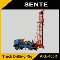 Deep wells and large diameter holes, AKL-350B geological core drill rig