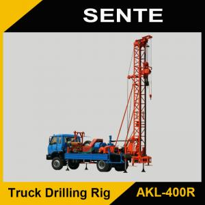 China Deep wells & big holes, AKL-400R drilling equipment for sale on sale