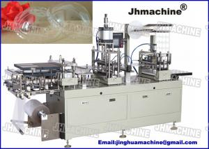 China Big Forming Area Blister Packaging Machine use Thick Plastic and deeply former for trays on sale