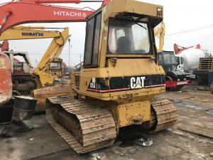 CAT 3046T Engine Used Caterpillar D5G LGP Bulldozer 6 way blade for