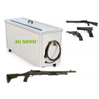 China Stable Ultrasonic Gun Cleaner System , Table Top Ultrasonic Cleaner Customized on sale