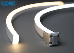 China DMX512 Digital Neon LED Rope Lights , Bendable LED Neon Flex Light UV Resistant on sale