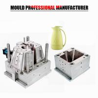 plastic injection mould coffee pot mould home appliance mould manufacturing