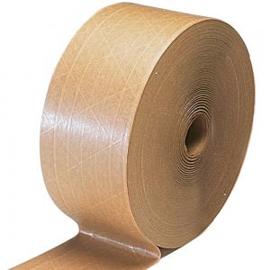 China Gummed Tape with Self Adhesive Paper on sale
