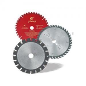 China Carbide tipped saw blade(aluminium) on sale
