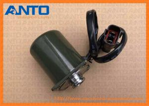 China 708-2L-25211 708-2H-25240 Solenoid Valve For Komatsu Excavator Spare Parts on sale