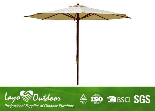 Stand Alone Cantilever Tilt Patio Umbrella Large Backyard Sun