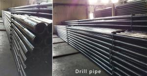 China 5DP E75 Threaded Drill Rod 127mm Diameter NC50 Thread With Various Tool Joints on sale