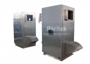 China Economical Desiccant Wheel Dehumidifier , Industrial Air Dehumidifier on sale