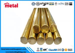 China ASTM Flexible Copper Pipe , Hot Spot Denickelification Welding Copper Pipe on sale