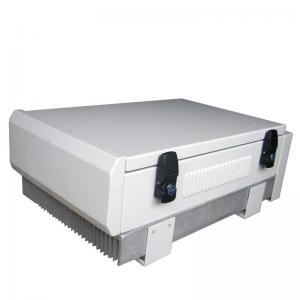 China 250W High Power Waterproof OEM Signal Jammer with Omni-directional Antennas on sale